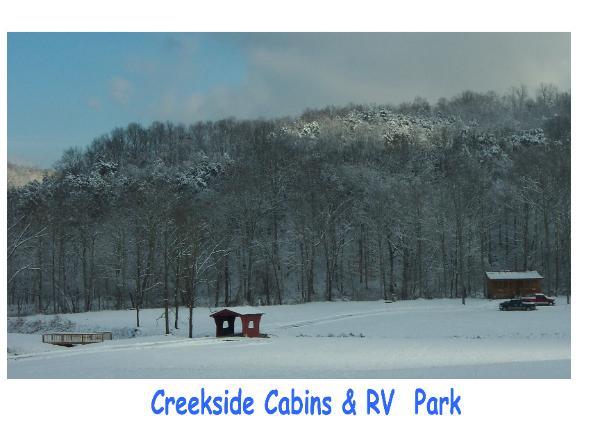 Creekside Cabins Amp Rv Park