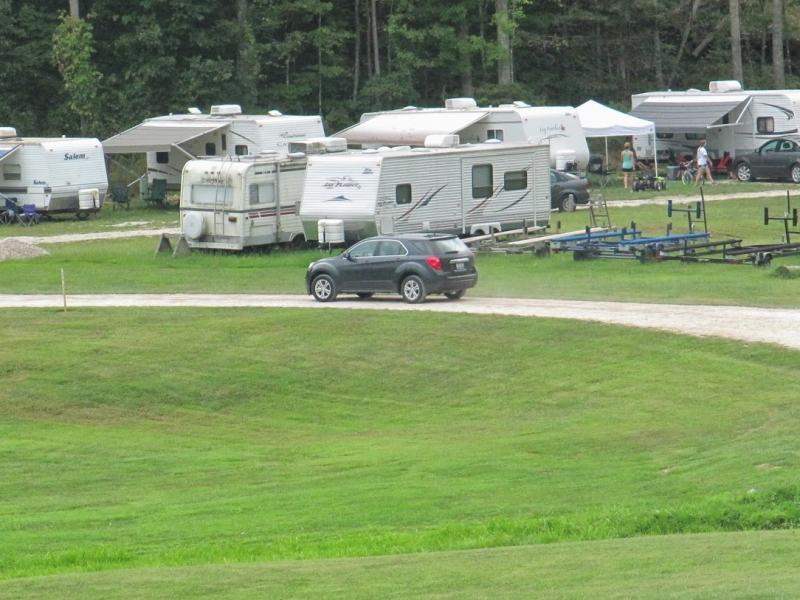 Creekside Cabins Amp Rv Park Yatesville Lake And State